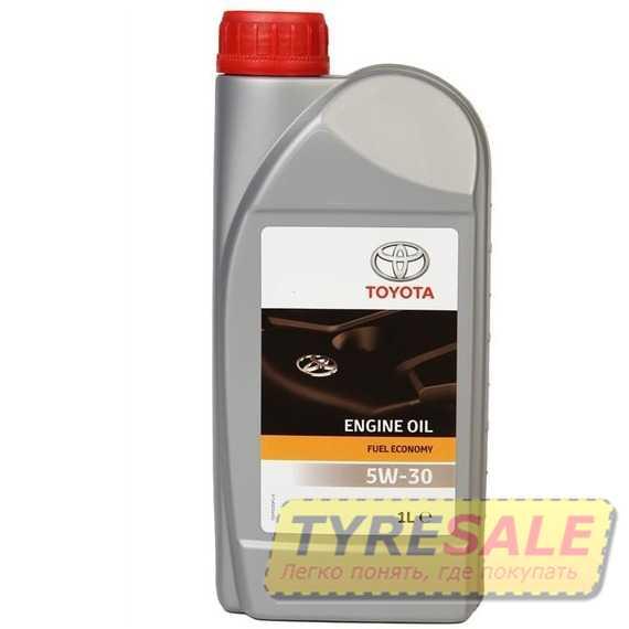Купить Моторное масло TOYOTA MOTOR OIL 5W-30 (1л)
