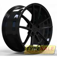 Купить Легковой диск WS FORGED WS1285 GLOSS_BLACK_FORGED R18 W8.5 PCD5X114.3 ET40 DIA64.1