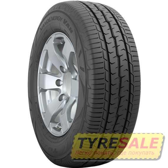 Купить Летняя шина TOYO NANO ENERGY VAN 205/65R16C 107/105T