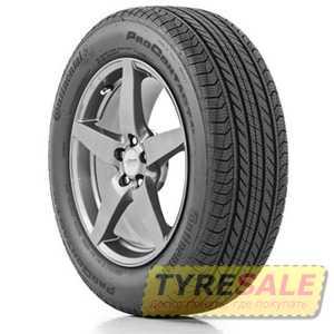 Купить Всесезонная шина CONTINENTAL ContiProContact GX 235/55R18 100H Run Flat