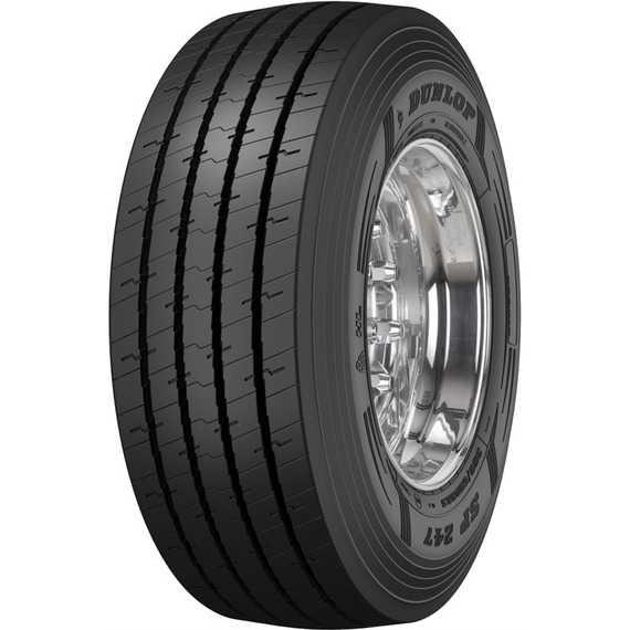 Купить Грузовая шина DUNLOP SP-247 385/65R22.5 164K/158L