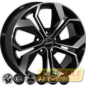 Купить Легковой диск ZW BK5168 BP R15 W6.5 PCD4x98 ET44 DIA58.1
