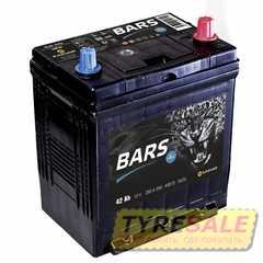 Купить Аккумулятор BARS ASIA 6СТ-42 L Plus (пт 350)(не обслуж)