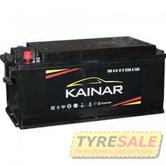 Купить Аккумулятор KAINAR Standart Plus 190Ah-12v (524x239x223), полярность прямая (4),EN1250 БОЛТОВАЯ КЛЕММА