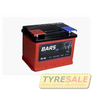Купить Аккумулятор BARS 6СТ-60 Lite L Plus (пт 520)