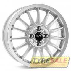 Купить Легковой диск ATS Streetrally polar silver R15 W6 PCD4x108 ET23 DIA65.1