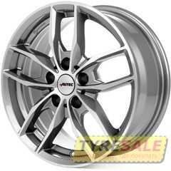 Купить Легковой диск AUTEC Bavaris Titansilber poliert R16 W7 PCD5x112 ET47 DIA66.6