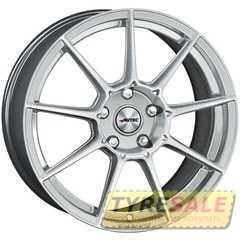 Купить Легковой диск AUTEC ClubRacing Schwarz glanzend R17 W7.5 PCD5x100 ET35 DIA70.1