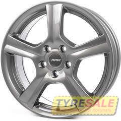 Купить Легковой диск AUTEC Ionik Mystik silber R16 W6.5 PCD5x112 ET46 DIA57.1