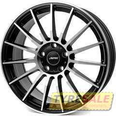 Купить Легковой диск AUTEC Lamera Schwarz matt poliert R18 W8 PCD5x112 ET38 DIA70.1