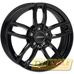 Купить Легковой диск AUTEC Mercador Schwarz glanzend R16 W6.5 PCD5x112 ET44 DIA66.5