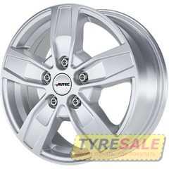 Купить Легковой диск AUTEC Quantro Brillantsilber R15 W6 PCD5x130 ET60 DIA84.1