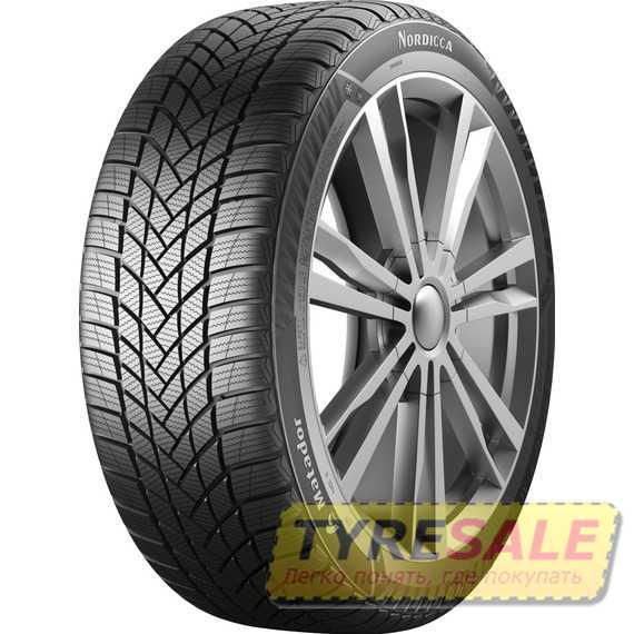 Купить Зимняя шина MATADOR MP 93 Nordicca 195/65R15 91T