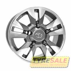 Купить Легковой диск Replica LegeArtis TY577 GMF R16 W8 PCD5X150 ET0 DIA110.5